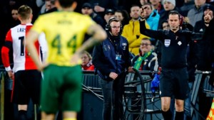 Strafschoppen Feyenoord en Fortuna: arbiter wil deze week in Zeist gaan praten over rol van VAR