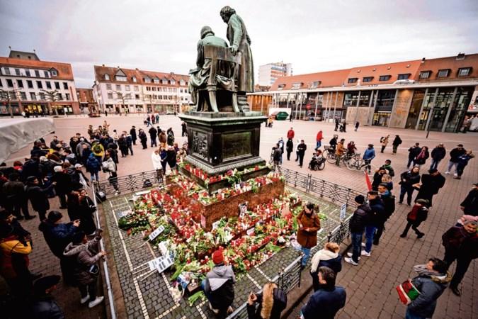 Duitsland vreest tegenacties op racistische aanslag Hanau