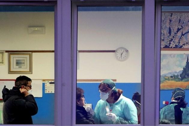 Dodental vanwege coronavirus in Italië loopt op