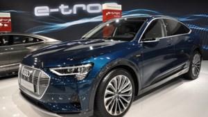 Audi legt productie elektrische SUV stil na problemen met accu's