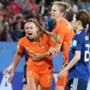 Lieke Martens voor het eerst terug bij Oranje sinds WK-finale