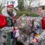 Zelf maken van carnavalspakjes overleeft: Kerkraadse vereniging nu al bezig voor volgend jaar