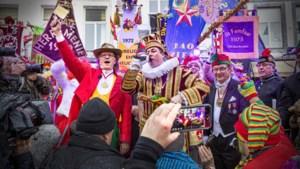Maastricht viert de dag van de <I>zate hermeniekes</I> nieuwe stijl