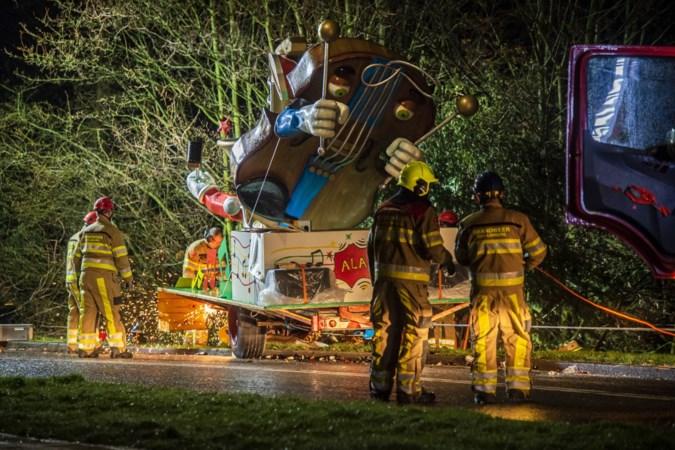 Carnavalisten in shock na dodelijk ongeluk met optochtwagen