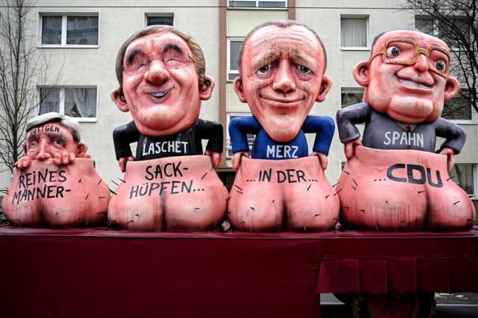 Machtsstrijd binnen Angela Merkels CDU