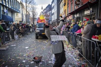 Naar dinsdag verplaatste grote optocht Heerlen mazzelt: zon en geen regen