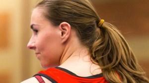 Badmintonspeelster Rachelle Lemmens is de hoop van BC Trilan Landgraaf