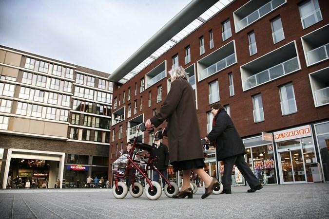 Plan voor fietsbezorgdienst in centrum Geleen voor mensen die boodschappen niet kunnen of willen dragen