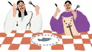 Kerk en carnaval: Wie begint er op woensdag nog aan de vastentijd?