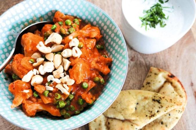 Een frisse dip bij een smaakvolle curry: geitenyoghurt