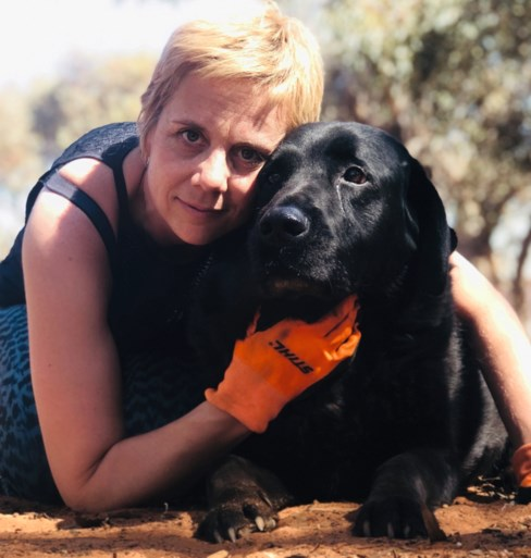Heerlense Nanda ging midden in de Australische woestijn werken op een Aboriginalschool