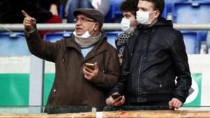 UEFA: Op één na alle duels in Europese toernooien met publiek
