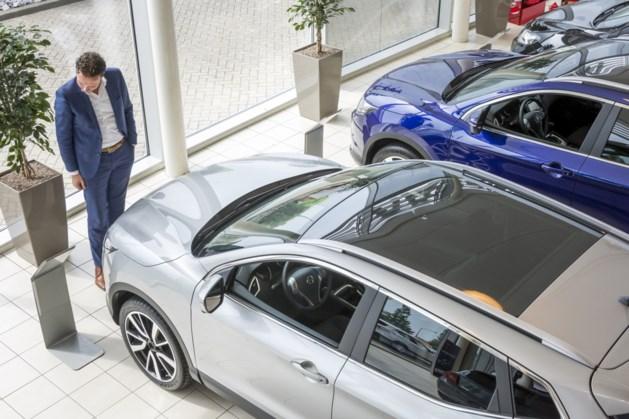 Autoverkoop loopt terug in januari: gevolg van eindsprint in laatste maanden 2019