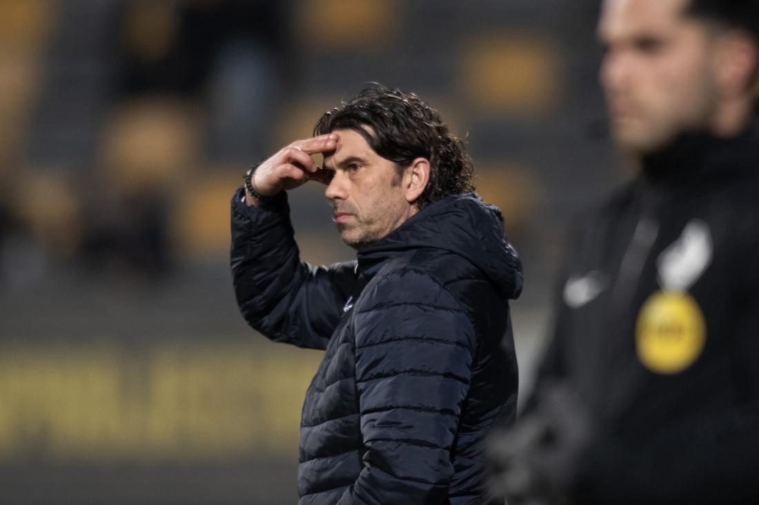 Roda wacht kelderduel tegen Dordrecht: 'Nu moeten we'