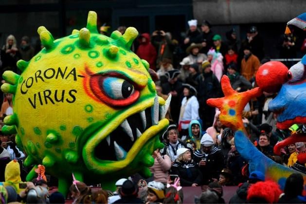 'Coronapatiënt vierde op meerdere plekken carnaval'
