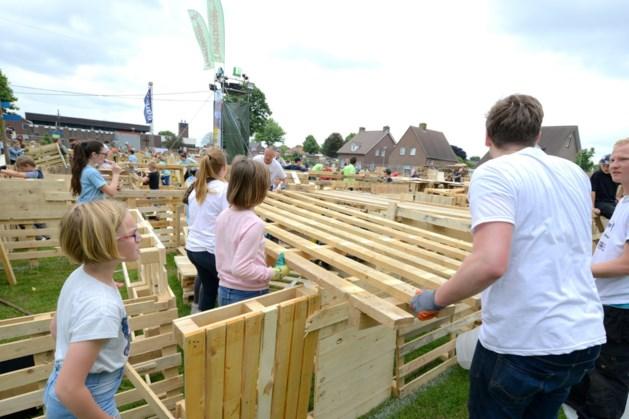 Timmerdorp in Nederweert op zoek naar vrijwilligers