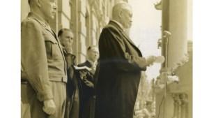 Kleinzoons generaal Anderson aanwezig bij herdenking bevrijding Roermond