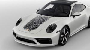 Voor 7.500 euro zet Porsche jouw vingerafdruk op een 911