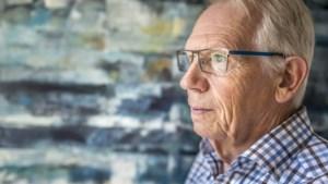Auteur Wim Heijmans met dialect in Sjevemethoes