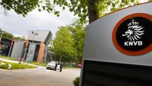 KNVB: 'We volgen eventuele maatregelen officiële instanties'