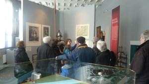 Kunstschatten uit het verleden ontdekken tijdens rondleiding door Stevensweert