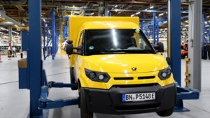Deutsche Post DHL stopt productie elektrische Streetscooter