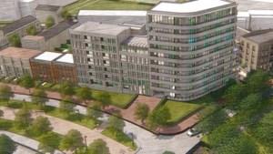 Het gaat snel met de woningbouw op de Groene Loper in Maastricht