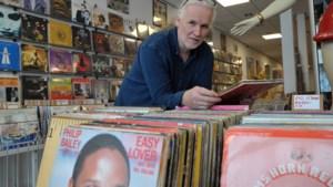 Praten over muziek in nieuwe platenzaak Venray