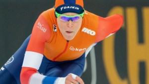 Takagi wint ook 1000 m op WK sprint, Nederlanders stijgen