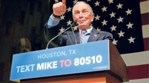 Bloomberg wil miljard storten om Trump te verslaan