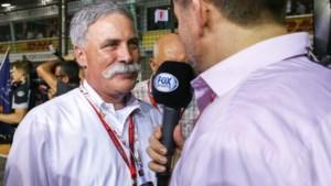 F1-topman Carey over coronavirus: 'GP's van Australië, Bahrein en Vietnam niet in gevaar'