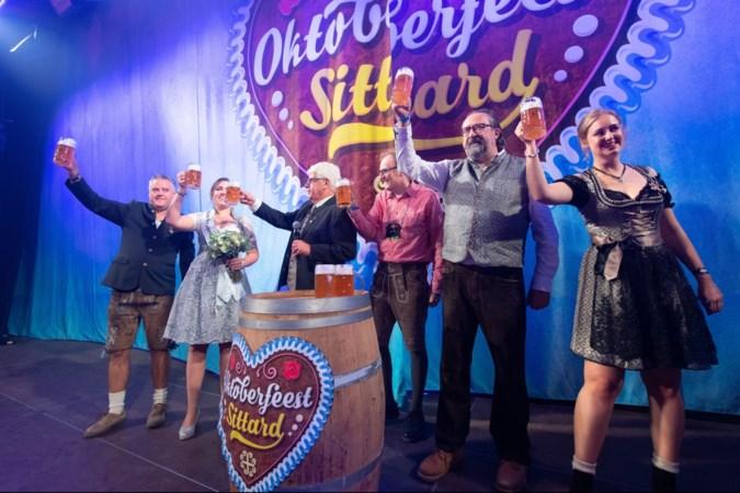 Motie van afkeuring over optreden ex-wethouder Berry van Rijswijk inzake Oktoberfeest