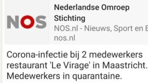 Verontwaardiging over nep-bericht over corona-besmetting hotel Maastricht
