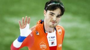 Herboren Roest voor derde keer op rij wereldkampioen allround