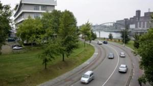 Protest tegen komst azc Maastricht