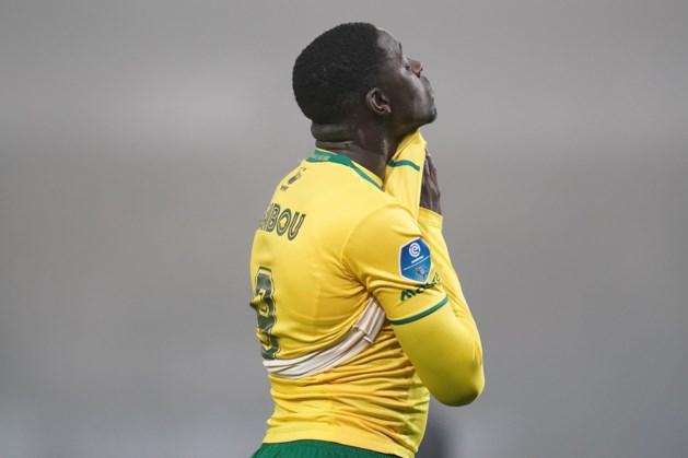 Sambou ontbrak bij selectie Fortuna omdat hij te laat was voor derby