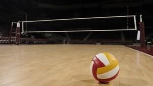 Volleybalsters Peelpush met moeite naar zege
