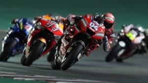 Openingsrace MotoGP in Qatar geschrapt om coronavirus