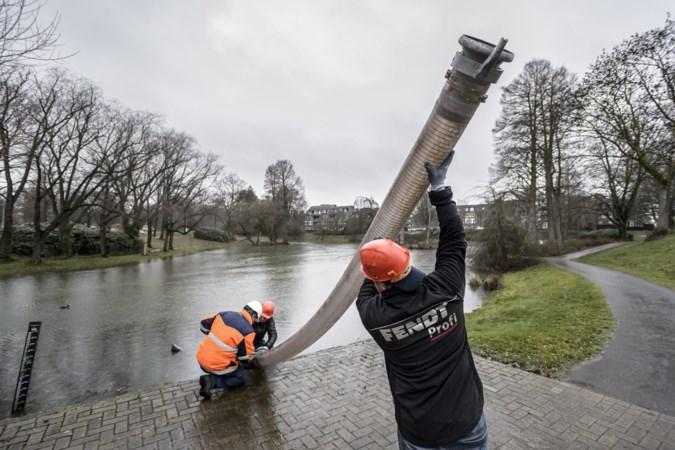 Water in Maas stijgt komende dagen flink: maatregelen in Noord- en Midden-Limburg
