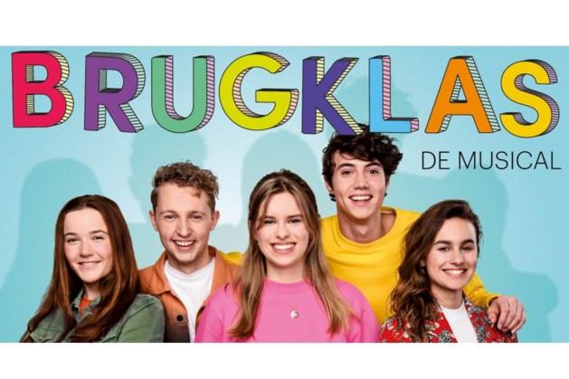 Populaire tv-serie ook in theater: Brugklas de Musical in De Domijnen in Sittard