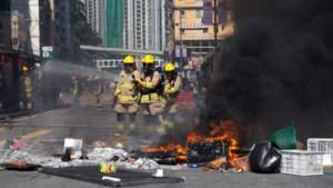 Nederlander (31) steekt prullenbak in brand in Hongkong en kan mogelijk 10 jaar krijgen