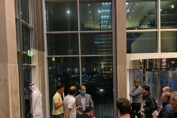Limburgse motard in quarantaine in Abu Dhabi: 'Was frustrerend dat we niks te horen kregen'