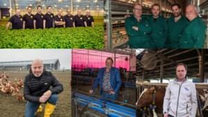 Twee Noord-Limburgse bedrijven genomineerd voor verkiezing agrarisch ondernemer van het jaar