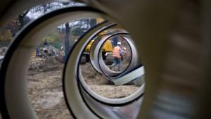 Twee weken werkzaamheden aan waterleiding in Bunde