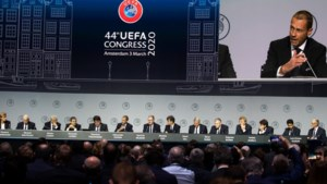 UEFA: Probleem van racisme zit in onze samenlevingen