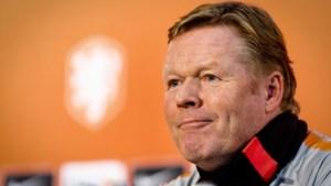 Bondscoach Koeman vindt loting Nations League 'niet ongunstig'