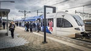 Nog wekenlang extra drukte in treinen Maaslijn