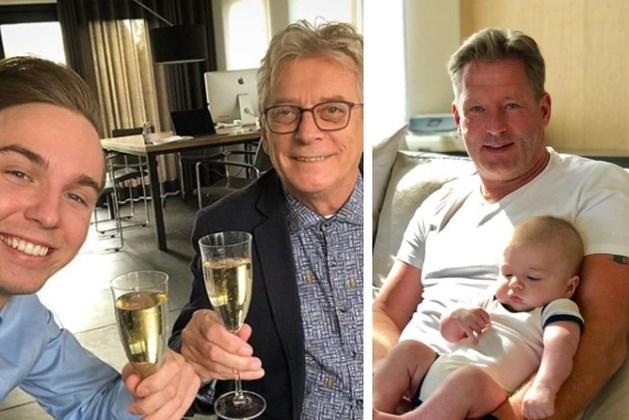 Tijd om te feesten: Dylan Haegens verheugt zich op bruiloft en Jos Verstappen snijdt verjaardagstaart aan