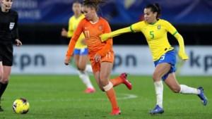Leeuwinnen niet langs Brazilië in eerste interland van 2020