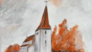 'De gekleurde waarheid', schilderijententoonstelling Sandra Hendrix